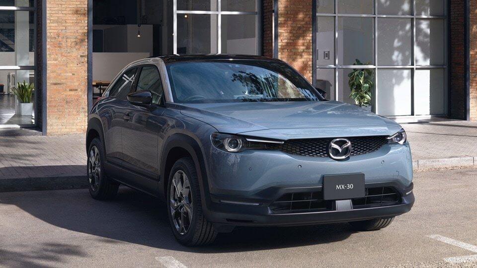 Mazda MX-30 Design