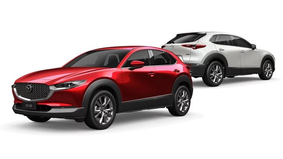 Mazda CX-30 Model Grades