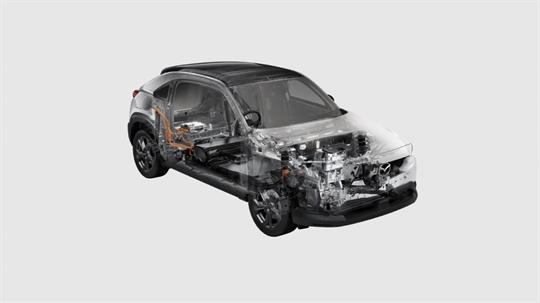 Mazda Electric Vehicles