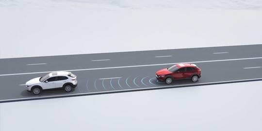 Mazda Radar Cruise Control (MRCC)