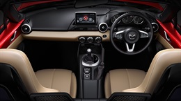 Mazda MX-5 from Mareeba Mazda