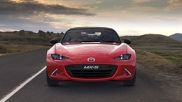 Mazda MX-5 from Alice Springs Mazda
