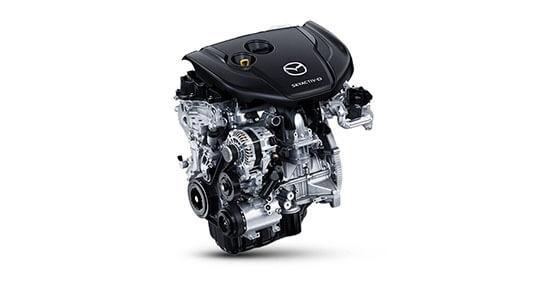 Skyactiv-D 2.2L Diesel Engine