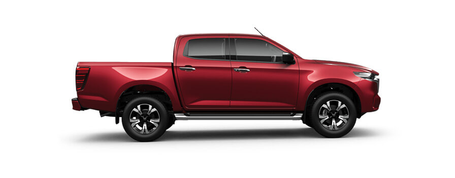 Mazda bt 50 colours 2016