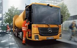Mercedes-Benz Econic