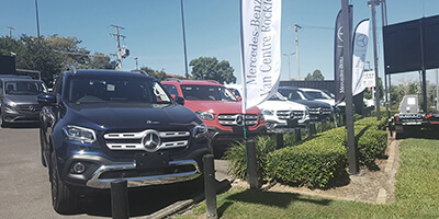 Our Stock from Mercedes-Benz Vans Rocklea