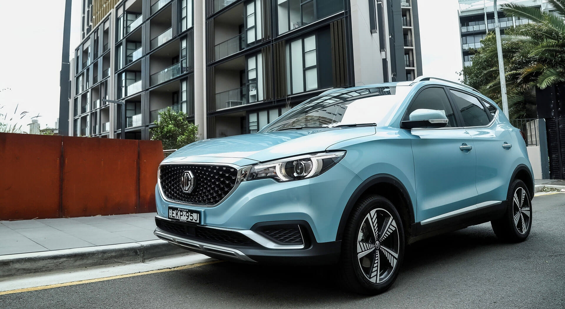 Living with the MG ZS EV