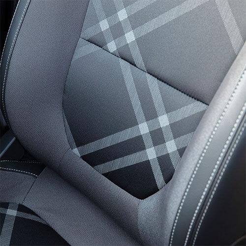 MG3 Auto Interior