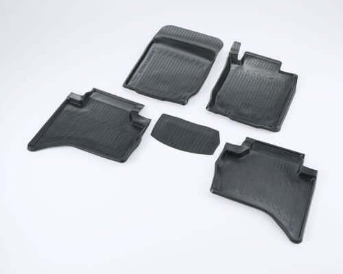 Carpet Mat Set - Front and Rear