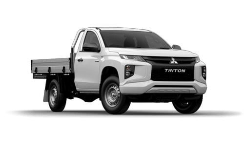 20MY Triton GLX ADAS 4WD Double Cab - Pick up Diesel Auto