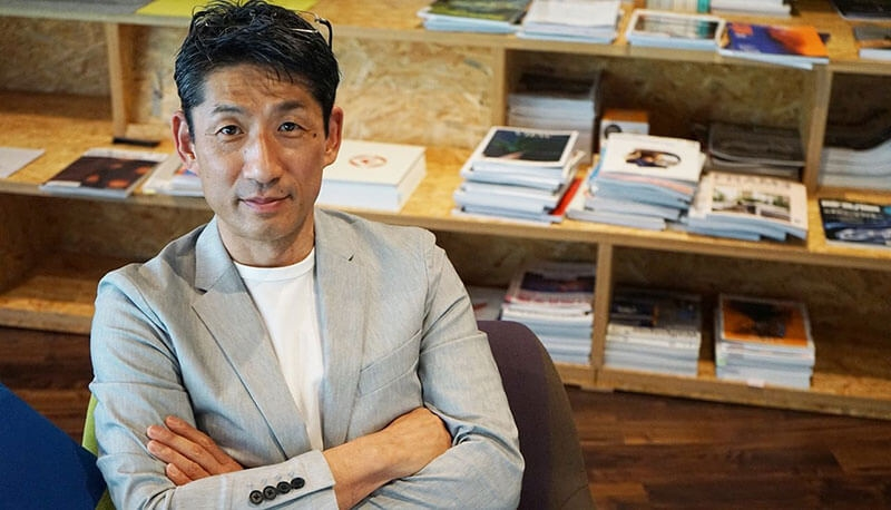 An interview about where Seiji Watanabe draws inspiration and a new design vision for Mitsubishi Motors.