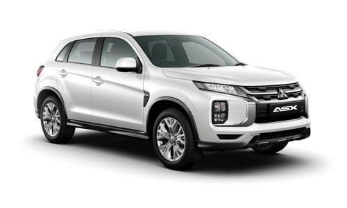 20MY ASX LS 2WD Petrol CVT Auto