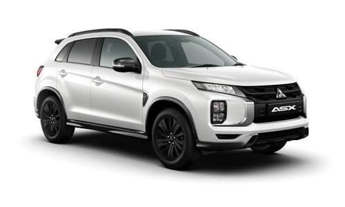 20MY ASX GSR 2WD Petrol CVT Auto