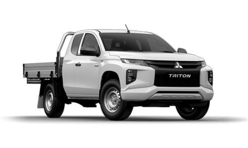 20MY Triton GLX+ 4WD Double Cab - Pick Up Diesel Auto
