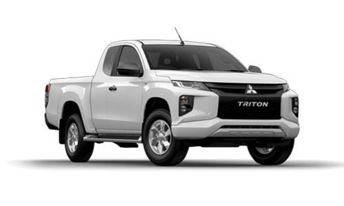 20MY Triton GLX+ 4WD Club Cab - Pick Up Diesel Auto
