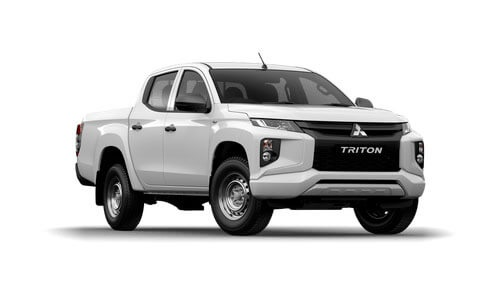 19MY Triton GLX 4WD Double Cab - Pick Up Diesel Auto