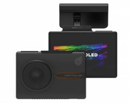 Screen type dash camera kit (Hard wired with 64Gb SD card)