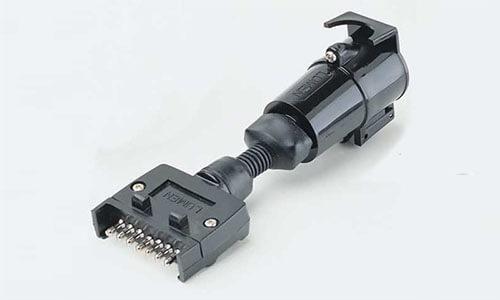 7 Pin to Round Large Trailer Plug