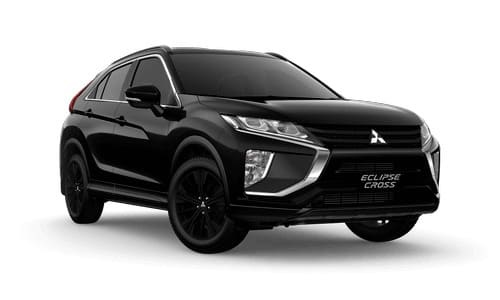 20MY Eclipse Cross Black Edition 2WD Petrol CVT Auto