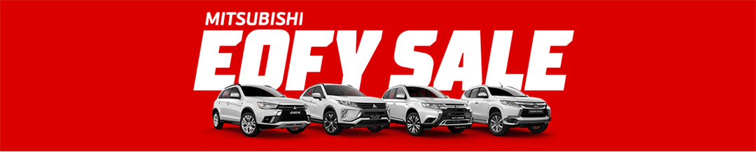 Mitsubishi EOFY Sale At Wide Bay Mitsubishi
