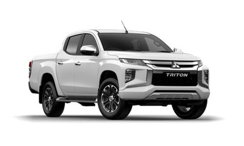20MY Triton GSR 4WD Double Cab - Pick Up Diesel Auto (Roll Top Tonneau Pack)