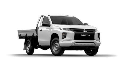20MY Triton GLX 4WD DID Single Cab - Cab Chassis Diesel Auto