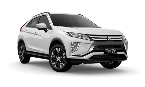 20MY Eclipse Cross ES 2WD Petrol CVT Auto