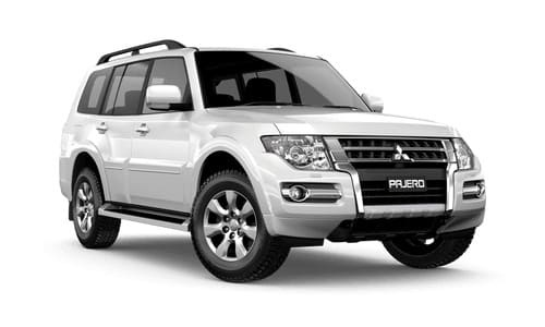 20MY Pajero GLX 4WD Diesel Auto