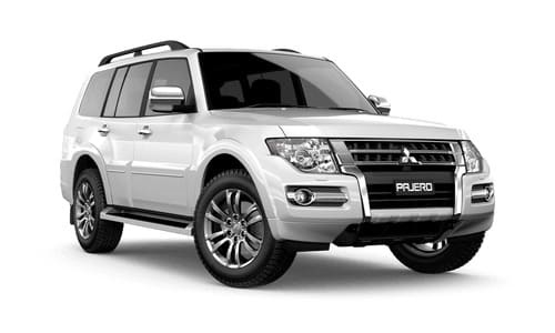 20MY Pajero GLS (Leather Option) 4WD Diesel Auto