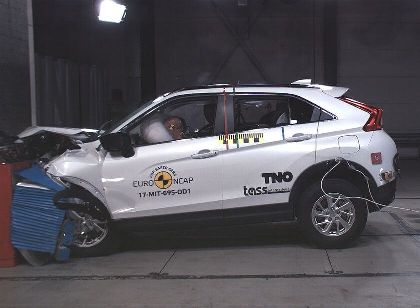 Mitsubishi Eclipse Cross Safety