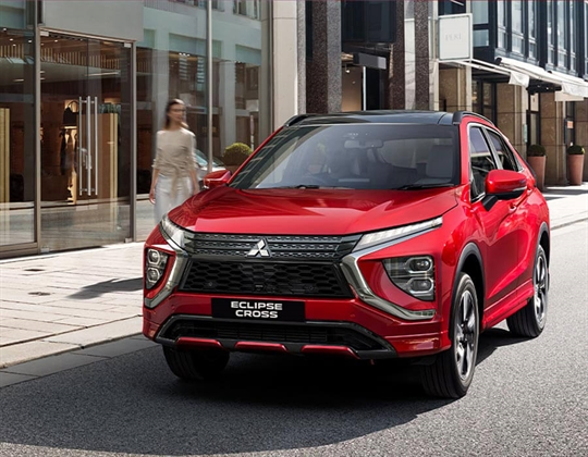 About Eclipse Cross
