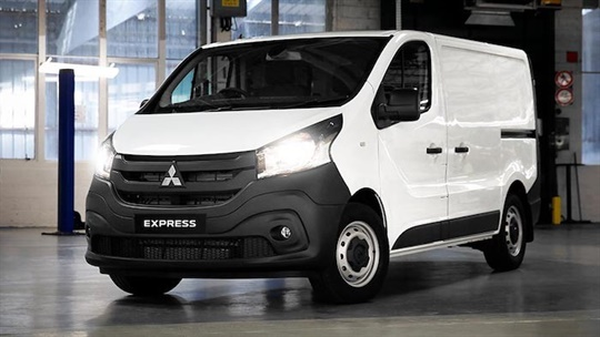 Mitsubishi Express Features