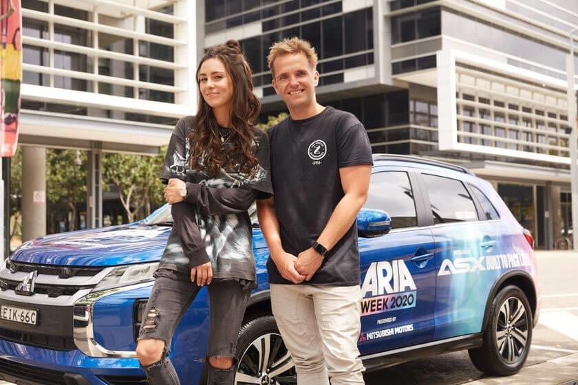 ARIA Week 2020 Nova Red Room