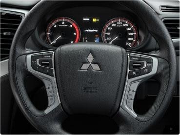 Tilt and telescopic steering wheel