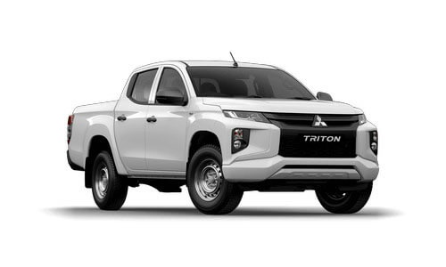 20MY Triton GLX 4WD Double Cab - Pick Up Diesel Auto