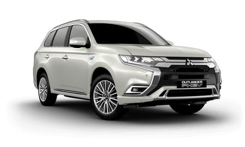 20MY Outlander Phev Exceed