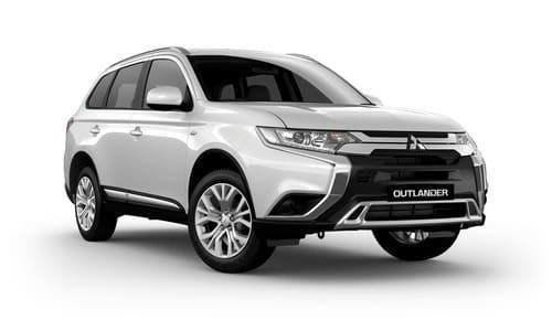 20MY Outlander ES ADAS AWD - 5 Seats Petrol CVT Auto