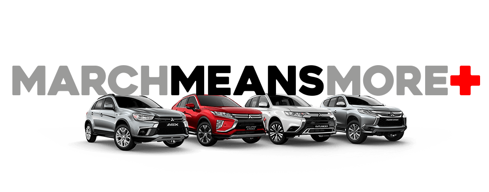 March Means More At Wide Bay Mitsubishi