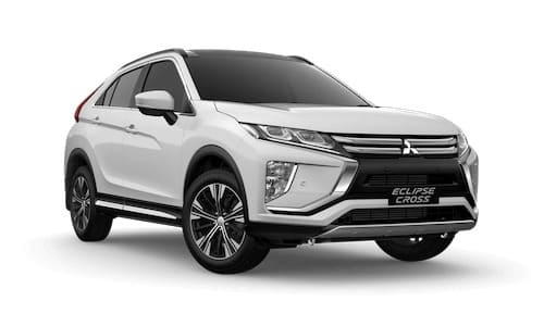 20MY Eclipse Cross Exceed 2WD Petrol CVT Auto