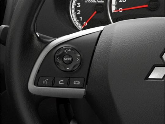 Steering Wheel Phone & Audio Controls