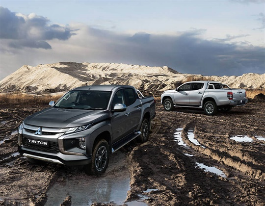 2019 Mitsubishi Triton Features