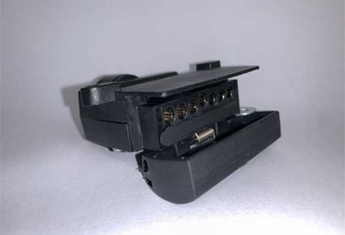 7 pin round trailer socket
