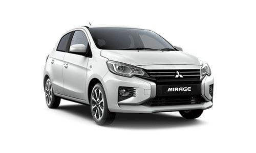 21MY Mirage LS 2WD Petrol CVT Auto