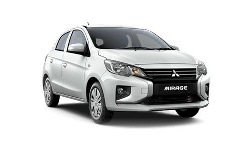 21MY Mirage ES 2WD Petrol CVT Auto