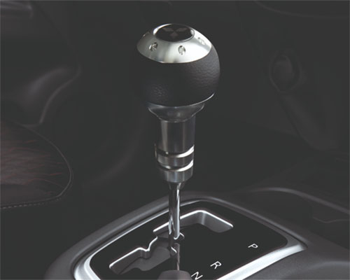 Gearshift knob - CVT