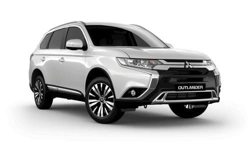 20MY Outlander LS AWD - 7 Seats Petrol CVT Auto