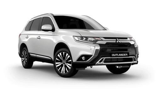 20MY Outlander Exceed AWD - 7 Seats Diesel Auto