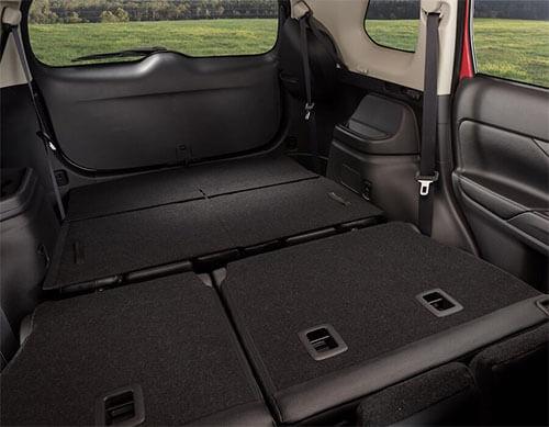 7 Seat SUV Versatility - down