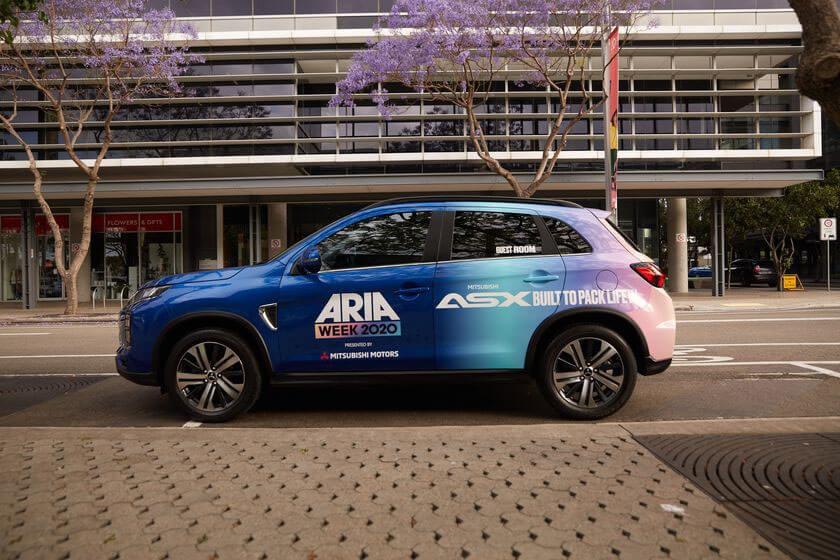 ARIA Week 2020 ASX