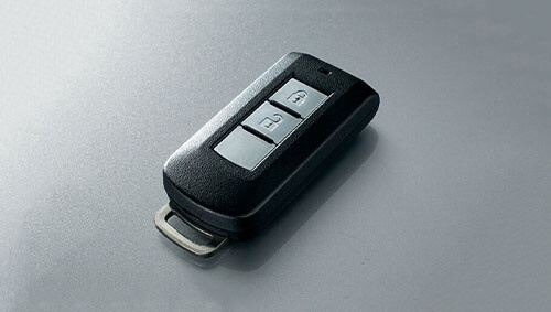 Smart Key & One Touch Start